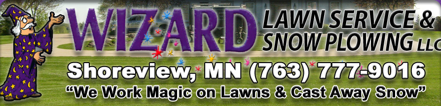 Wizard Lawn Service and Snow Plowing, LLC Shoreview, MN