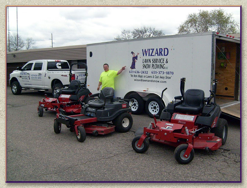 Commercial Lawn Care Services MN
